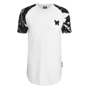 Good For Nothing Men's Distortion T-Shirt - White