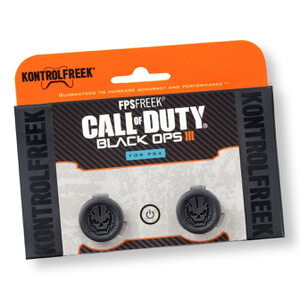 Grips de pouce de KontrolFreek FPS - Call of Duty: Black Ops 3 (PS4)