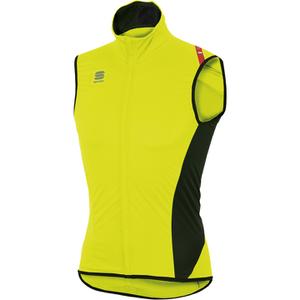 Sportful Fiandre Light NoRain Gilet - Yellow/Black