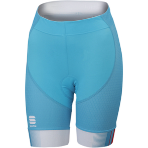 Sportful Gruppetto Women's Shorts - Blue/Pink