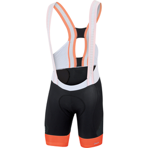 Sportful R&D SC Bib Shorts - Black/Red