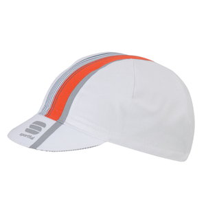 Sportful BodyFit Pro Cap - White/Red/Blue - One Size