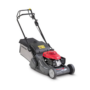 HRX 476 QX Self-Propelled Roller Lawn Mower