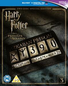 Harry Potter And The Prisoner Of Azkaban 2016 Edition