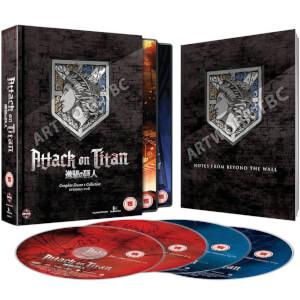 Attack On Titan - Complete Season 1 Collection