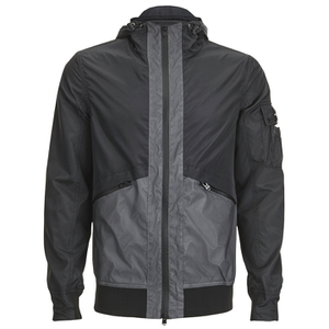 4Bidden Men's Reflect Windbreaker - Black/Reflective