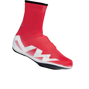 Northwave Extreme Graphic Shoe Covers - Red/Black