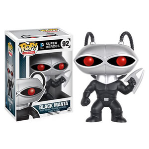 Figurine Pop! DC Comics Aquaman Black Manta