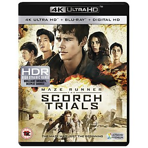 Maze Runner: The Scorch Trials - 4K Ultra HD