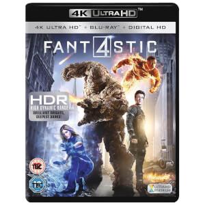 Fantastic Four - 4K Ultra HD