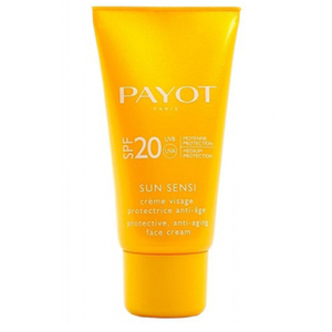 Антивозрастной солнцезащитный крем для лица PAYOT Sun Sensi Crème Visage Protective Anti-Ageing Face Cream SPF 20 50 мл