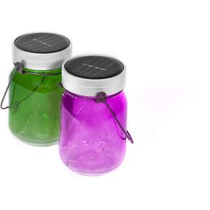 Solar Fairy Jars (Set of 2): Image 2