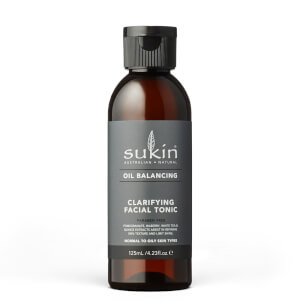 Sukin Oil Balancing Clarifying Facial Tonic 125ml