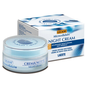 Guam Microcellulaire Moisturising Night Cream 50ml