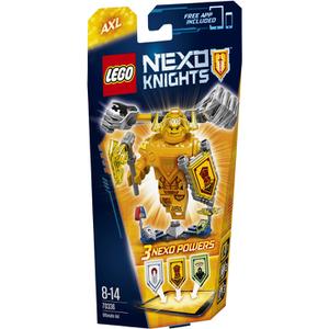 LEGO Nexo Knights: Ultieme Axl (70336)