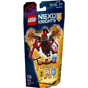 LEGO Nexo Knights: Ultimativer General Magmar (70338)