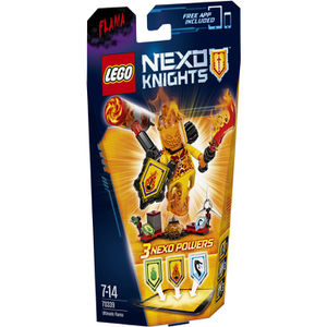 LEGO Nexo Knights: Ultimativer Flama (70339)