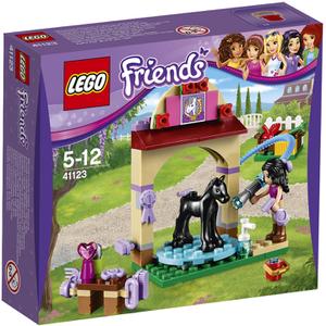 LEGO Friends: Waschhäuschen für Emmas Fohlen  (41123)