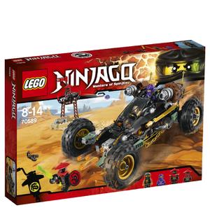 LEGO Ninjago: Le tout-terrain de combat (70589)