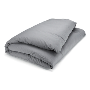 Hugo BOSS Loft Duvet Cover - Silver