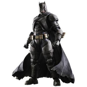 Square Enix DC Comics Batman v Superman Dawn of Justice Play Arts Kai Armored Batman 10 Inch Figure