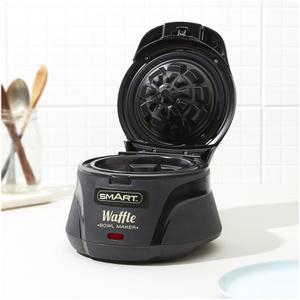 Gaufrier Waffle Bowl SMART -Noir