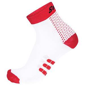 Santini One Low Profile Socks - Red