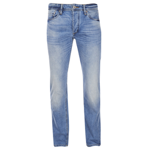 Jean Droit Homme Originals Mike Jack & Jones - Bleu Clair
