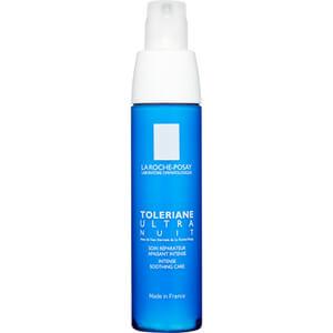 Crema HidratanteToleriane Ultra Overnight deLa Roche-Posay40 ml
