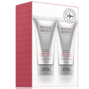 Molton Brown Re-Charge Black Pepper SPORT Grooming Collection