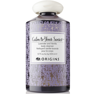 Origins Calm To Your Senses Lavender and Vanilla Body Cleanser 200ml