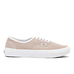 Vans Women's Authentic Slim Trainers - Smoke/True White