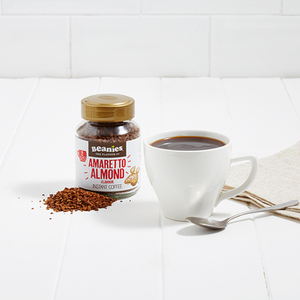 Beanies Amaretto Almond Flavour Instant Coffee