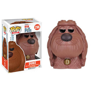 Pets Duke Funko Pop! Figur
