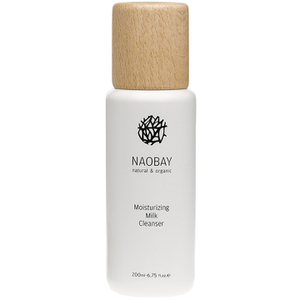 NAOBAY Moisturising Milk Face Cleanser 200 ml