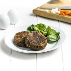 Mix per hamburger vegetariani
