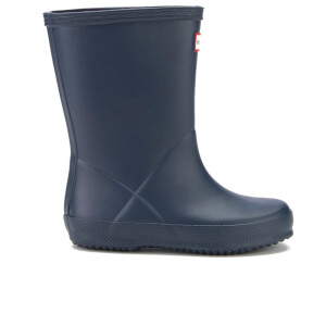 Hunter Toddlers' First Classic Wellies - Navy