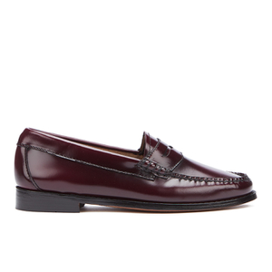 Bass Weejuns Women's Penny Leather Loafers - Wine