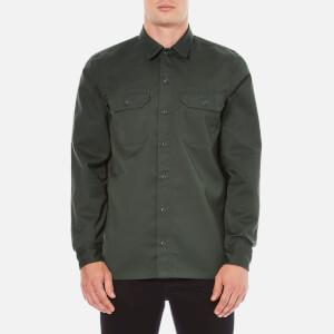 Carhartt Men's Long Sleeve Master Shirt - Laurel Rinsed