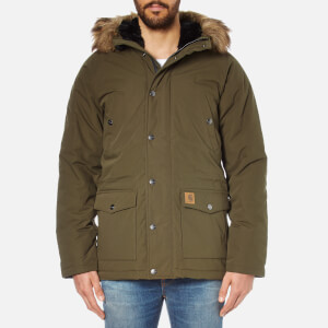 Carhartt Men's Trapper Parka - Cypress/Black
