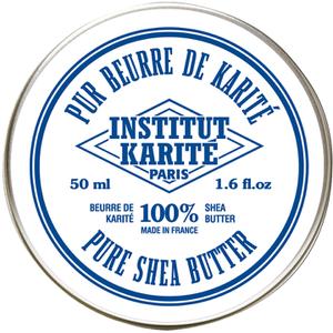 Beurre de karité pur Institut Karité Paris -Sans parfum 50 ml
