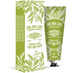 Institut Karité Paris Shea Light Hand Cream So Magic - Verbena 30ml