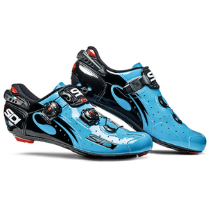 Sidi Wire Carbon Vernice Chris Froome Limited Edition Cycling Shoes - Blue