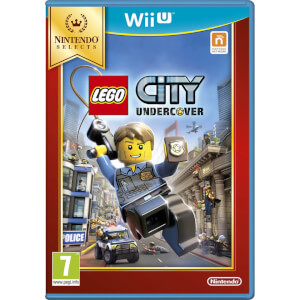 Nintendo Selects LEGO® City Undercover Wii U