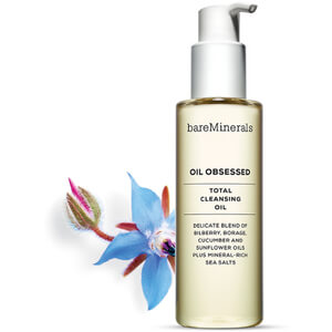 bareMinerals OIL OBSESSED Oil Cleanser