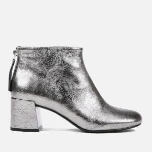 McQ Alexander McQueen Women's Pembury Boot - Light Gunmetal