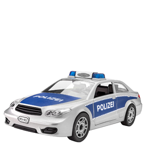 Junior kit : Voiture de police - Revell