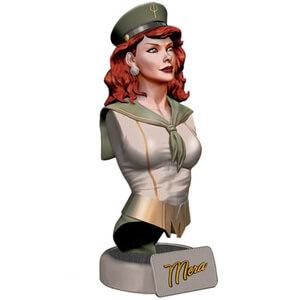 Statuette Buste de Méra -Les bombes de DC Comics