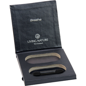 Пудреница для теней для век Living Nature Eyeshadow Compact