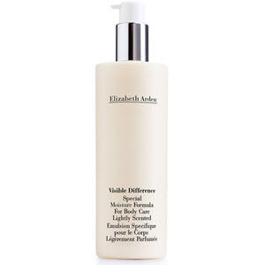 Body Care 300 ㎖에 대한 Elizabeth Arden Visible Difference Moisture 식